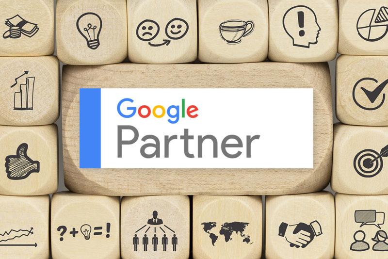 siamo diventati partner google
